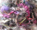Smoke Mix dyed craft mohair